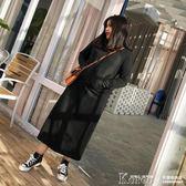 大碼洋裝 COCO大碼秋冬新款韓版連帽連身裙胖妹妹200斤衛衣長裙顯瘦遮肚子【韓國時尚週】