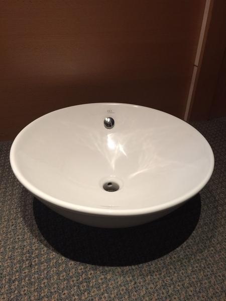 【麗室衛浴】洗臉盆 英國 LIVING  2270  碗公盆