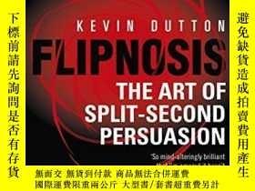 二手書博民逛書店罕見FlipnosisY256260 Kevin Dutton Arrow 出版2011
