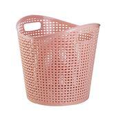 洗衣籃 大號塑料髒衣籃衣簍浴室洗衣籃家用玩具衣物收納籃髒衣服收納筐XC
