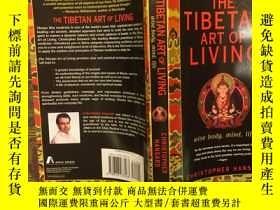 二手書博民逛書店The罕見Tibetan Art of Living: Wise