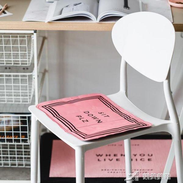 夏季冰墊辦公室汽車坐墊寵物降溫墊筆記本散熱 樂芙美鞋