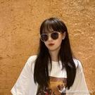 墨鏡墨鏡女韓國ins網紅太陽鏡街拍潮遮陽防紫外線眼鏡旅游顯瘦小臉 免運快出