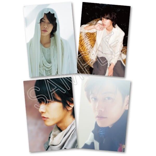 佐藤健寫真展「recollect」明信片組(4張入)-B