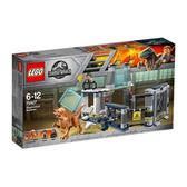 LEGO 樂高 Jurassic World Stygimoloch Breakout 75927 222 pieces