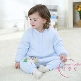 棉質加厚款嬰幼兒童分腿睡袋冬季防踢被01-2-3-4歲暖氣房寶寶睡袋