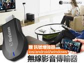 HDMI手機同步無線電視棒(ios/android/windows)