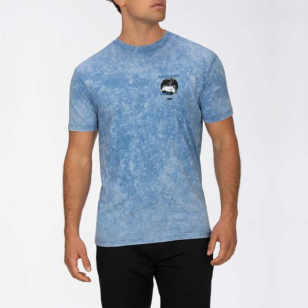 Hurley M MSI TIE DYE SS BLUE T恤-(藍)