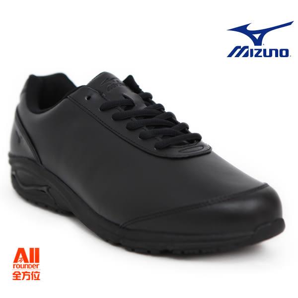 【Mizuno美津濃】男款健走鞋 LD-EX02 SW 超寬楦 -黑(B1GC172809)全方位跑步概念館