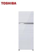 1級汰舊退稅最高5000【TOSHIBA東芝】409公升 一級變頻電冰箱 貝殼白《GR-AG461TDZ》壓縮機10年保固