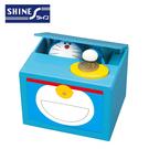 【日本正版】哆啦A夢 偷錢箱 存錢筒 儲金箱 小費箱 小叮噹 DORAEMON SHINE - 376596