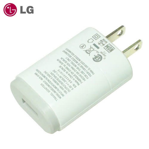 【marsfun火星樂】LG 原廠旅充頭 充電頭 USB充電器 G2 G3 G4 G5 G Pro 2 Micro USB 快充頭 行動電源 MCS-01WR