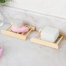 天然木質手工皂架 創意 瀝水 肥皂架 浴室 香皂盒 肥皂網 廚房 洗手台【P312】米菈生活館