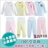 2件組純棉包屁衣-空氣棉上衣+高腰童褲護肚褲-321寶貝屋