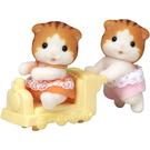 森林家族 楓糖貓雙胞胎_EP14202