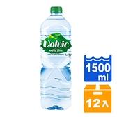 法國 富維克Volvic 天然礦泉水 1500ml (12入)/箱【康鄰超市】