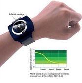 止鼾器升級版智慧腕式止鼾器手錶止酣器電子仁和生物電子止鼾儀 摩可美家