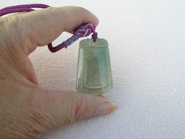 【歡喜心珠寶】【雙龍戲珠牌型玉墜】天然緬甸冰種翠玉雕「A貨附保証書」開運吉祥獸,超低價