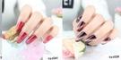 指甲貼紙美甲全貼韓國成品3d飾品女貼片甲片假指甲貼防水持久