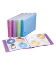 《享亮商城》CD-5196 PP活頁式CD保存夾96片裝
