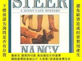 二手書博民逛書店Bum罕見Steer (Jenny Cain Mysteries