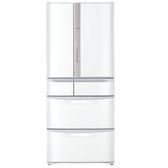 HITACHI 日立 RSF62J (W) 六門冰箱 (615L)(星燦白) ~日本原裝~【得意家電】07-7428010