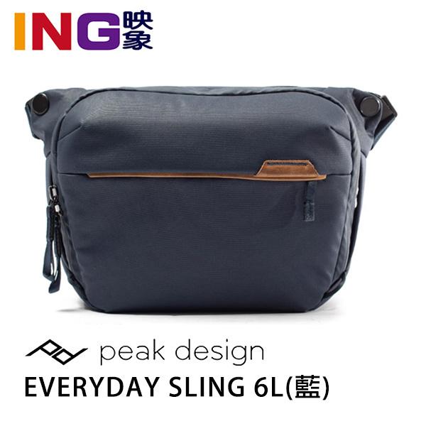 【新品到貨】PEAK DESIGN V2 魔術使者隨行攝影包 6L (午夜藍) 單肩後背相機包 EVERYDAY SLING