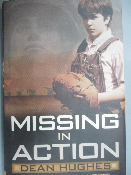 【書寶二手書T7/歷史_OBM】Missing in Action_Hughes, Dean