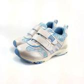 日本月星MOONSTAR 魔鬼氈機能學步鞋 《7+1童鞋》B483 白色