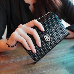 Note 3免運 韓國三星N9000 Note 3 note2 S4 9500玉米格皮套 山茶花手提包 保護套