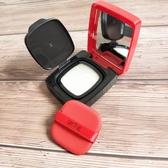 氣墊空盒 超薄紅色磁鐵開關氣墊盒子空盒自制 diy氣墊BB霜粉底液替換外殼子