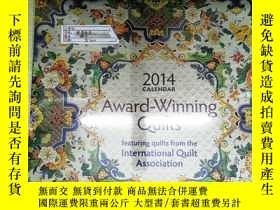 二手書博民逛書店2014Award罕見winning quiltsY253683 . .