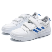 ADIDAS TENSAUR 白藍 黏帶 小朋友 運動鞋 休閒鞋 中童 (布魯克林) EF1096