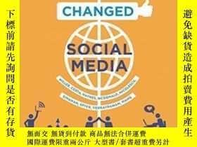 二手書博民逛書店How罕見The World Changed Social Me