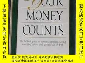 二手書博民逛書店英文原版罕見Your Money Counts by Howar