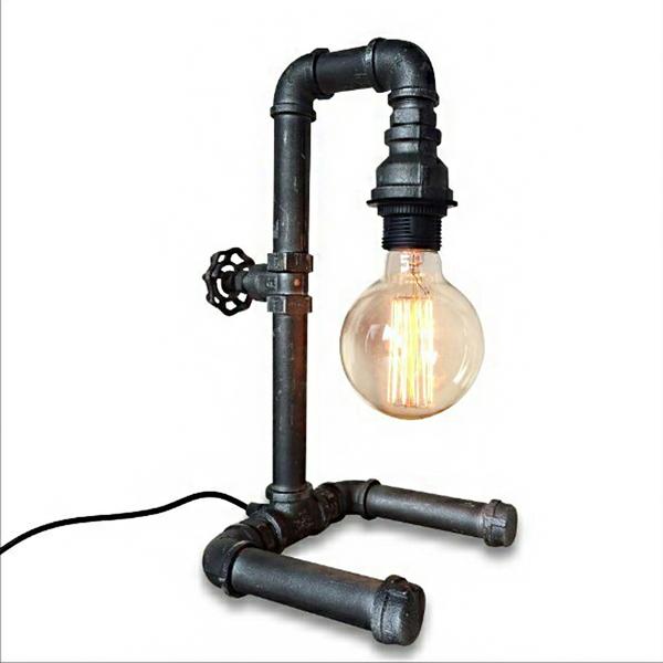 水管桌燈-ZUZU版(OTJIC-00107)【obis】