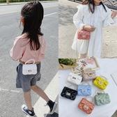 夏時尚果凍包女孩斜背小包洋氣百搭公主包女童手提包小香風兒童包 童趣屋