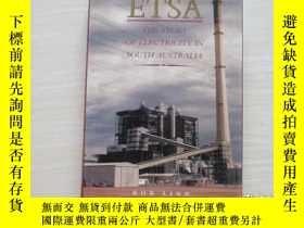 二手書博民逛書店ETSA罕見THE STORY OF ELECTRICITY I