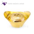 【元大珠寶】『納福金元寶』黃金元寶 重約5.00錢 純金9999*投資 收藏 保值 送禮 彌月*