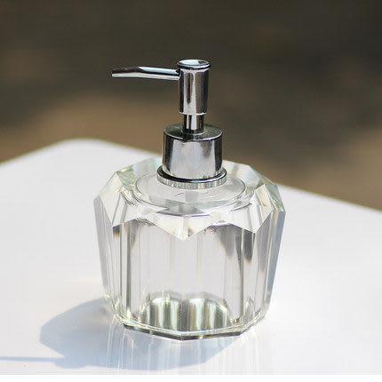 洗手液  沐浴露瓶(款式一/透明色)
