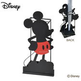 日本限定 迪士尼 米奇 剪影造型 傘架