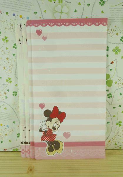 【震撼精品百貨】Micky Mouse_米奇/米妮 ~便條-愛心米妮