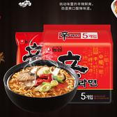 韓國 農心 辛拉麵 (600g/五包入) 韓國必買 伴手禮 經典 必吃