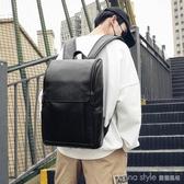新款韓版背包 戶外雙肩包 學生書包休閒包英倫電腦背包包 雙十二全場鉅惠