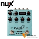 NUX Duotime Delay 真立體聲 延遲效果器【內建5種延音色】