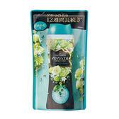 Lenor蘭諾 衣物芳香豆補充包(清晨草木)455ml【愛買】