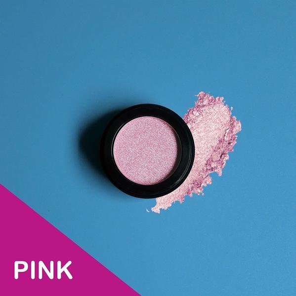 【 閃耀鑽石Party 】Aspiring 璀璨奢華單色眼影-PINK