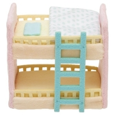 【角落生物 雙層床鋪娃娃】角落生物 雙層 上下舖 床鋪 娃娃 家家酒 SS號專用 日本正版 該該貝比