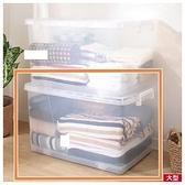 ◆附蓋收納箱 81L NITORI宜得利家居