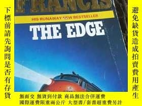二手書博民逛書店the罕見edgeY11245 dick francis pan